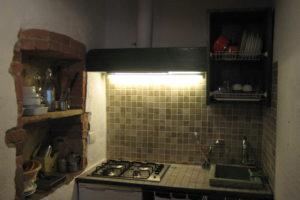 la Riposta - cucina