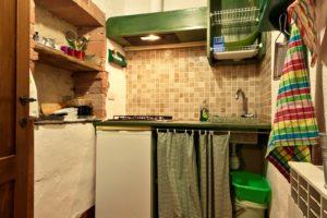 la Riposta - cucina2